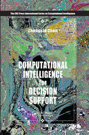 Computational Intelligence for Decision Support - 1st Edition book cover
