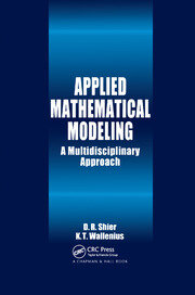Applied Mathematical Modeling - 1st Edition book cover