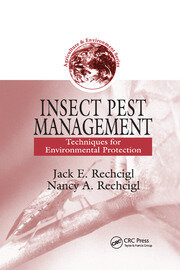 Insect Pest Management - 1st Edition book cover