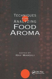 Techniques for Analyzing Food Aroma - 1st Edition book cover