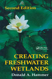 Creating Freshwater Wetlands - 2nd Edition book cover