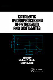 Catalytic Hydroprocessing of Petroleum and Distillates - 1st Edition book cover