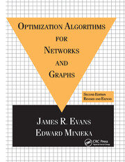 Optimization Algorithms for Networks and Graphs - 2nd Edition book cover