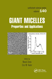 Giant Micelles - 1st Edition book cover