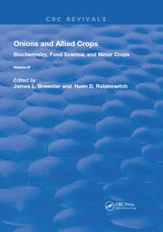 Onions and Allied Crops -  1st Edition book cover
