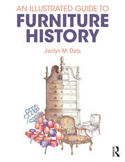 An Illustrated Guide to Furniture History - 1st Edition book cover
