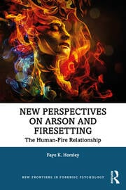New Perspectives on Arson and Firesetting - 1st Edition book cover