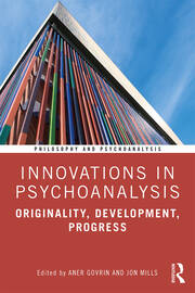 Innovations in Psychoanalysis - 1st Edition book cover