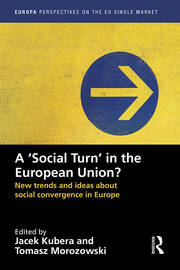 A `Social Turn' in the European Union? -  1st Edition book cover