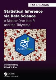 Statistical Inference via Data Science: A ModernDive into R and the Tidyverse - 1st Edition book cover
