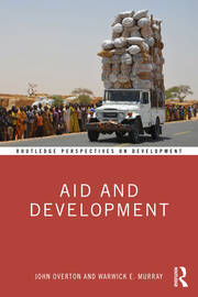 Aid and Development - 1st Edition book cover