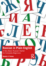 Russian in Plain English - 1st Edition book cover