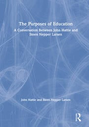 The Purposes of Education - 1st Edition book cover