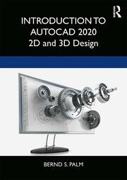 Introduction to AutoCAD 2020 -  1st Edition book cover
