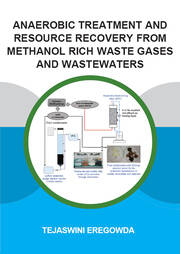 Anaerobic Treatment and Resource Recovery from Methanol Rich Waste Gases and Wastewaters