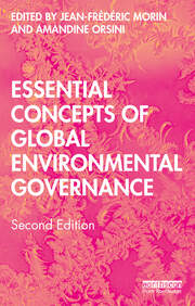 Essential Concepts of Global Environmental Governance - 2nd Edition book cover