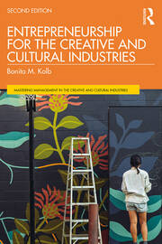 Entrepreneurship for the Creative and Cultural Industries -  2nd Edition book cover
