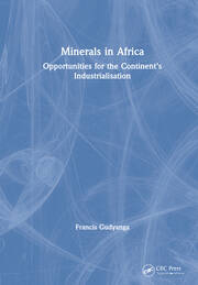 Minerals in Africa - 1st Edition book cover