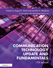 Communication Technology Update and Fundamentals - 17th Edition book cover