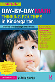 Day-by-Day Math Thinking Routines in Kindergarten -  1st Edition book cover