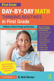 Day-by-Day Math Thinking Routines in First Grade -  1st Edition book cover