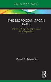 The Moroccan Argan Trade -  1st Edition book cover