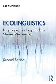 Ecolinguistics - 2nd Edition book cover