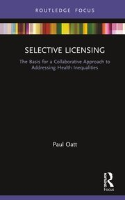Selective Licensing -  1st Edition book cover