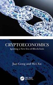 Cryptoeconomics - 1st Edition book cover