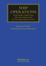 Ship Operations - 1st Edition book cover