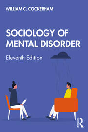 Sociology of Mental Disorder - 11th Edition book cover