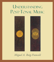 Understanding Post-Tonal Music - 1st Edition book cover