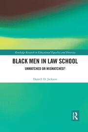 Black Men in Law School - 1st Edition book cover