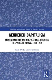 Gendered Capitalism - 1st Edition book cover