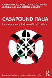 CasaPound Italia - 1st Edition book cover