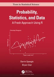 Probability, Statistics, and Data - 1st Edition book cover