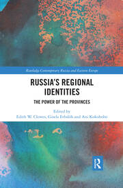 Russia's Regional Identities -  1st Edition book cover