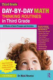 Day-by-Day Math Thinking Routines in Third Grade -  1st Edition book cover