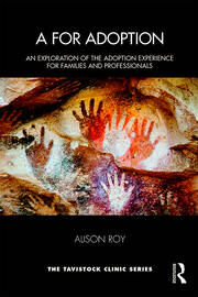 A for Adoption - 1st Edition book cover