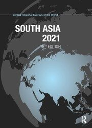 South Asia 2021 - 18th Edition book cover
