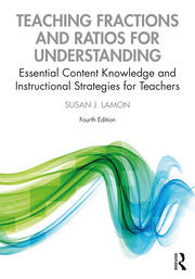 Teaching Fractions and Ratios for Understanding -  4th Edition book cover