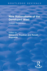 New Nationalisms of the Developed West -  1st Edition book cover