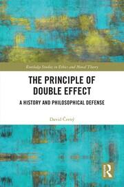 The Principle of Double Effect -  1st Edition book cover