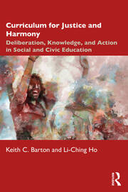 Curriculum for Justice and Harmony - 1st Edition book cover