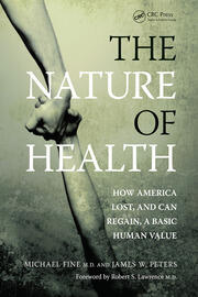 The Nature of Health - 1st Edition book cover