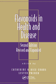 Flavonoids in Health and Disease - 2nd Edition book cover