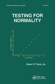 Testing For Normality - 1st Edition book cover