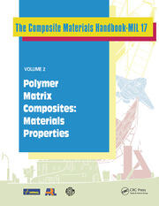 Composite Materials Handbook-MIL 17, Volume 2 - 1st Edition book cover