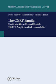 The CGRP Family - 1st Edition book cover
