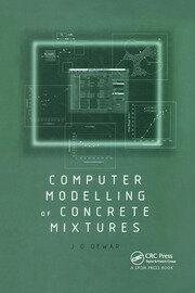 Computer Modelling of Concrete Mixtures - 1st Edition book cover